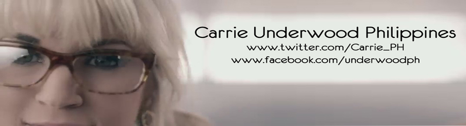Carrie Underwood Philippines