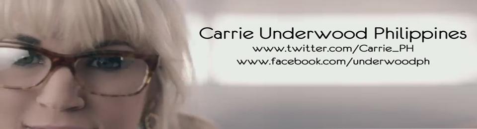 Carrie Underwood Philippines